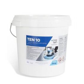 Ten 10 powder