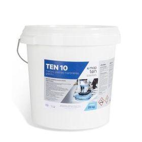 Ten 10 powder